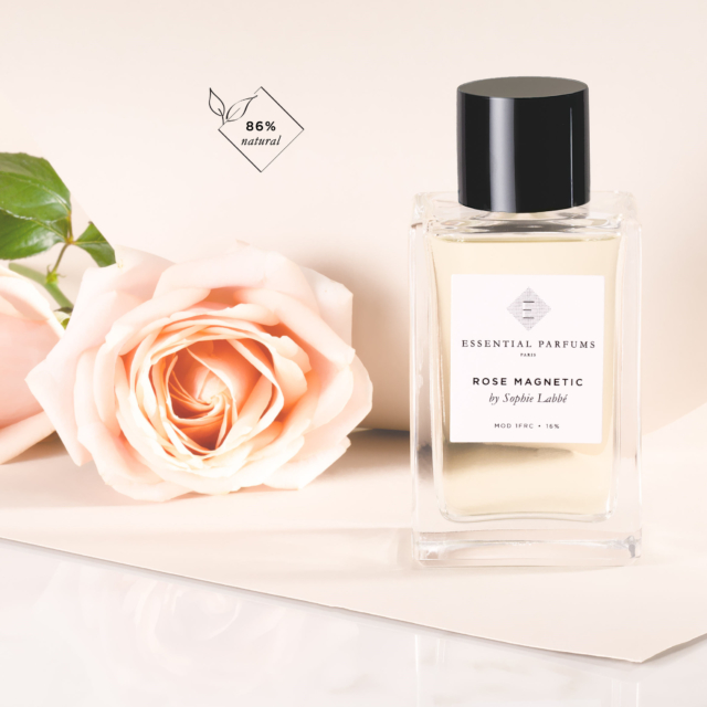 Rose Magnetic - 100ML Spray - 3.3 FL OZ - Eau de parfum