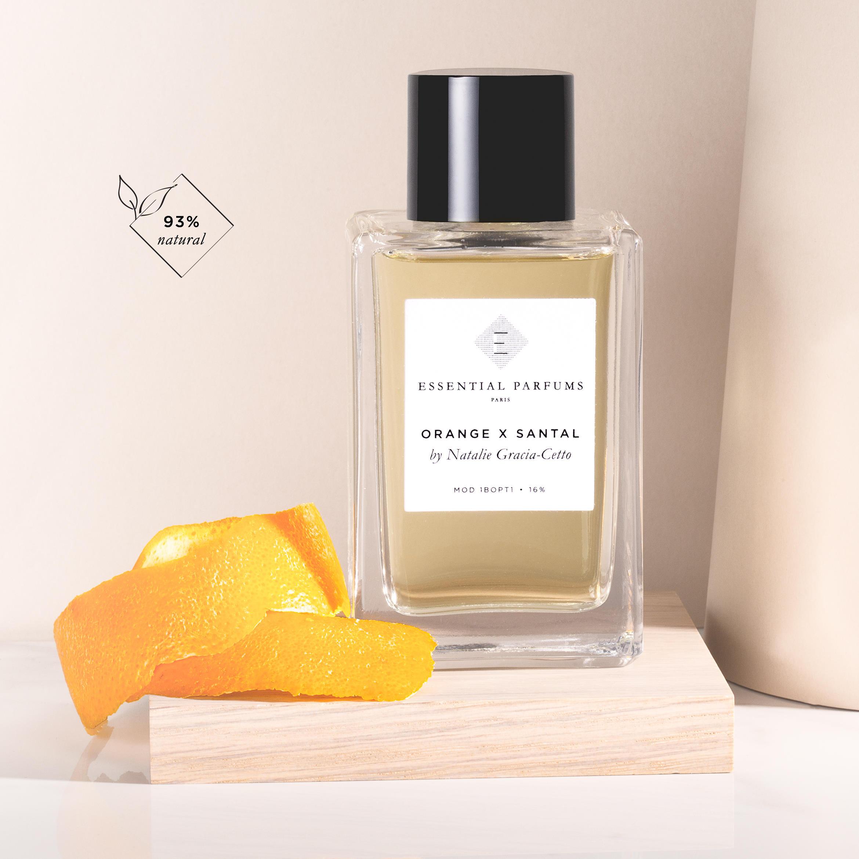 Orange X Santal