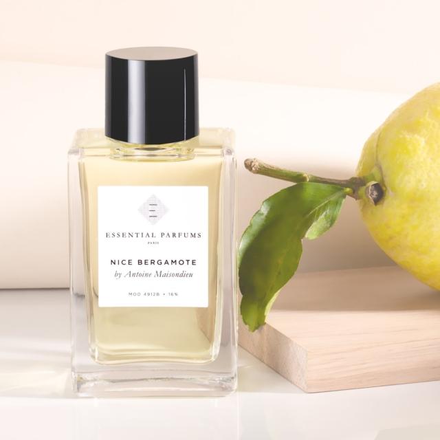 Nice Bergamote - 100 ML Vaporisateur – Eau de Parfum