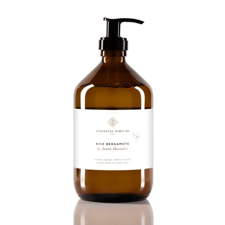 Savon liquide Essential Parfums NICE BERGAMOTE