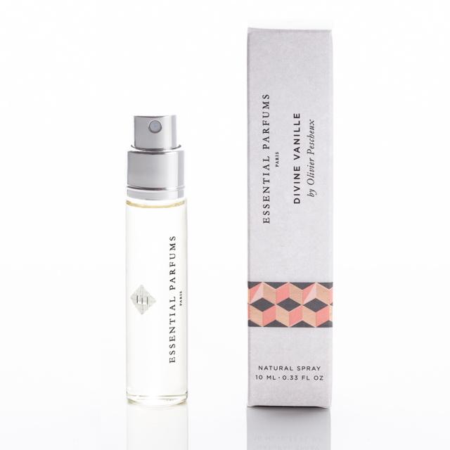Divine Vanille - 10 ML Vaporisateur – Eau de Parfum