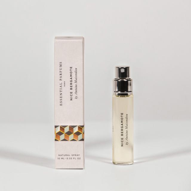 Nice Bergamote - 10 ML Vaporisateur – Eau de Parfum