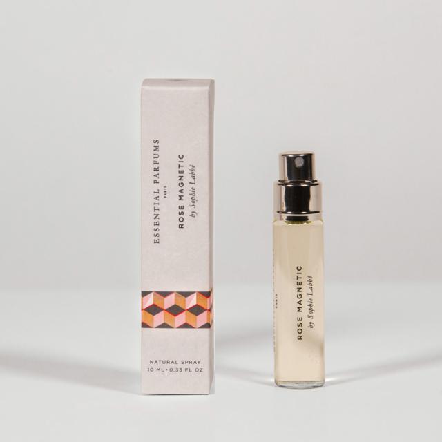 Rose Magnetic - 10 ML Vaporisateur – Eau de Parfum