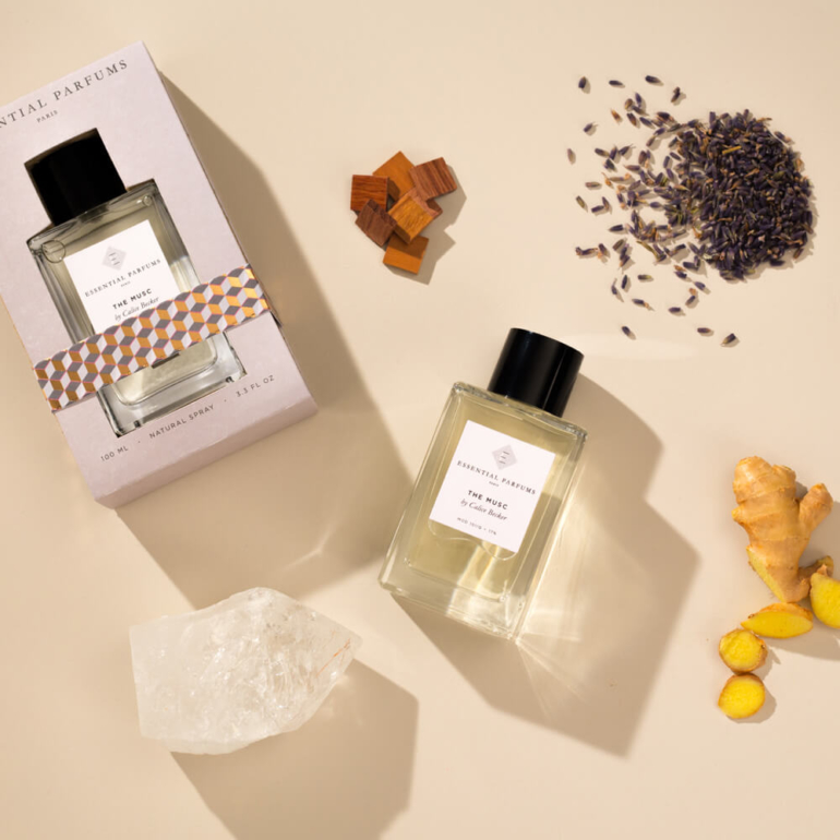 collection de parfums naturels et durable